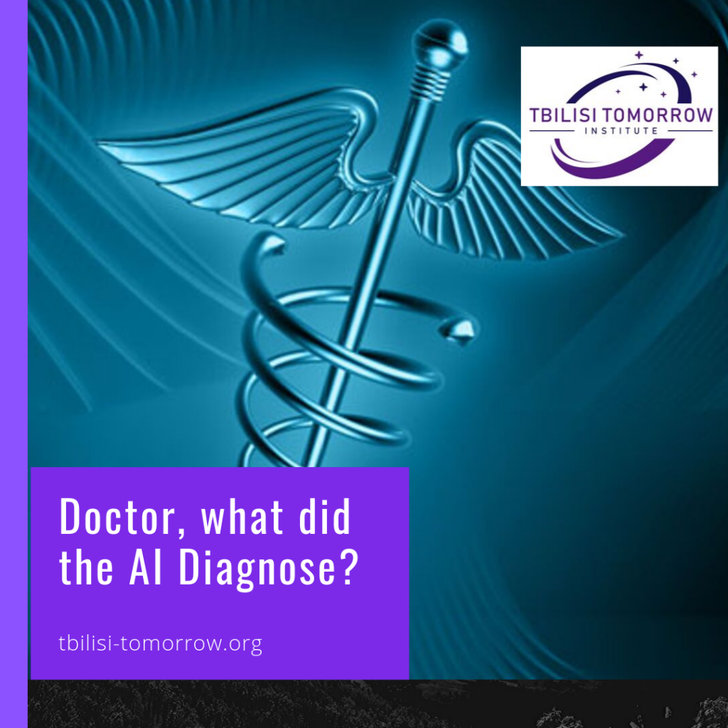 Doctor, what did the AI diagnose?
