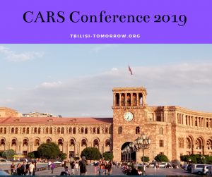 Prof. Barrett speaks at the CARS Conference 2019 in Yerevan