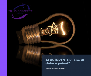 AI as Inventor: Can AI claim a patent?