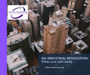 4th Industrial Revolution: Cities are not ready