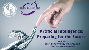 Artificial Intelligence: Preparing for the Future Workshop