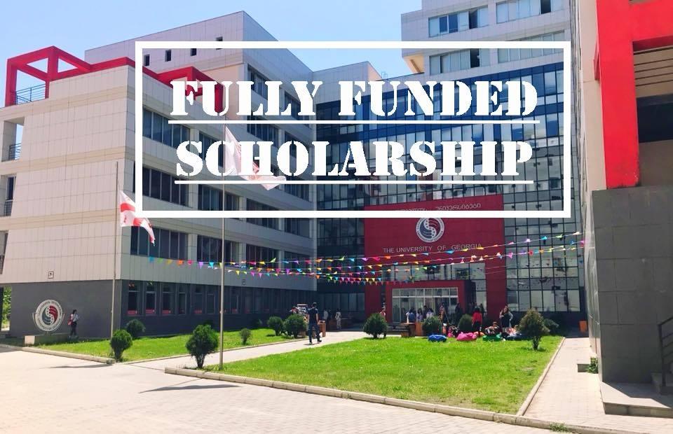 Fully Funded Scholarships by University of Georgia
