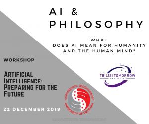 Workshop #7: AI & Philosophy