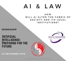 Workshop #8: AI & Law